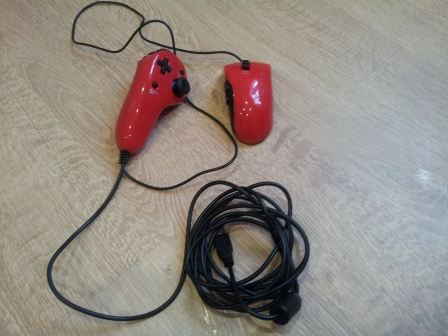 Mouse and navigation controller for PS3