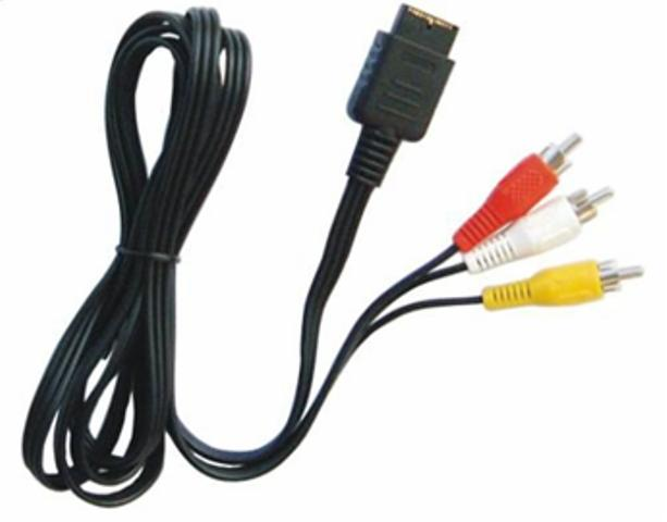 ps3 av cable photo